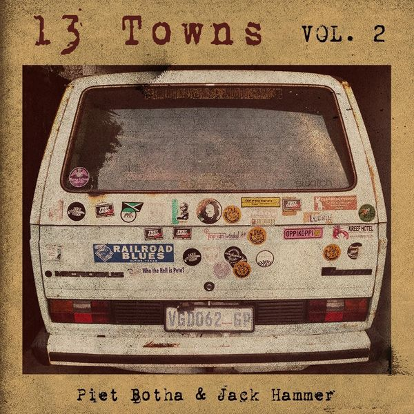 Piet Botha|13 Towns, Vol.2 (Live)