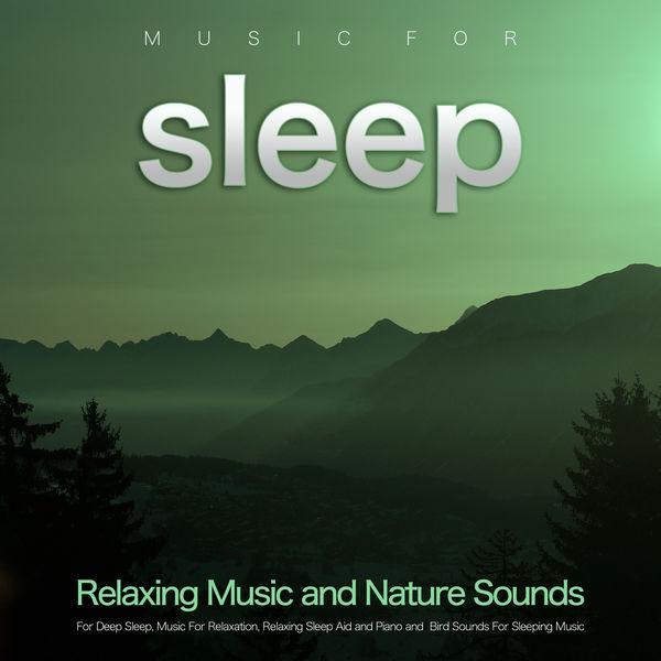 Deep Sleep - Music For Sleep: Relaxing Music and Nature Sounds For Deep Sleep, Music For Relaxation, Relaxing Sleep Aid and Piano and  Bird Sounds For Sleeping Music