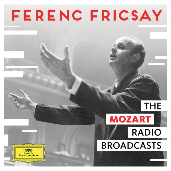 Ferenc Fricsay - The Mozart Radio Broadcasts