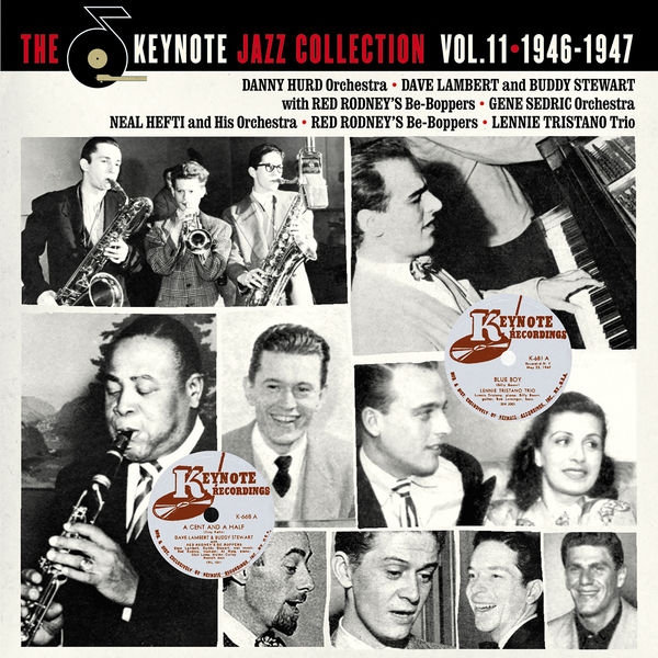 Various Composers - The Keynote Jazz Collection, Vol. 11 - 1946-1947