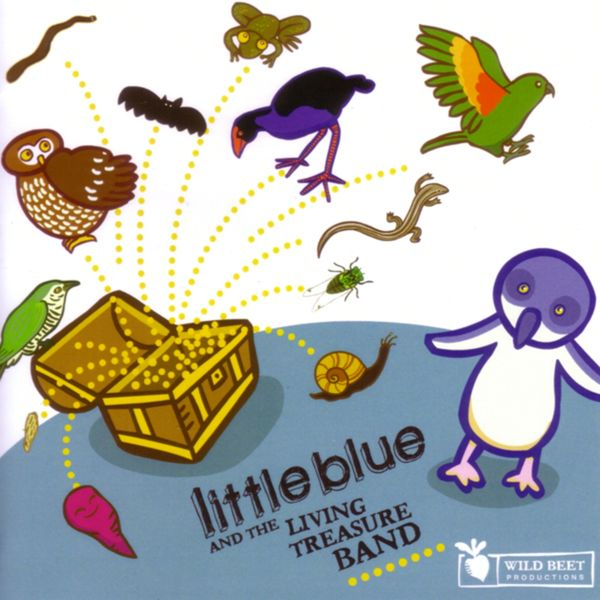 Levity Beet - Little Blue and the Living Treasure Band