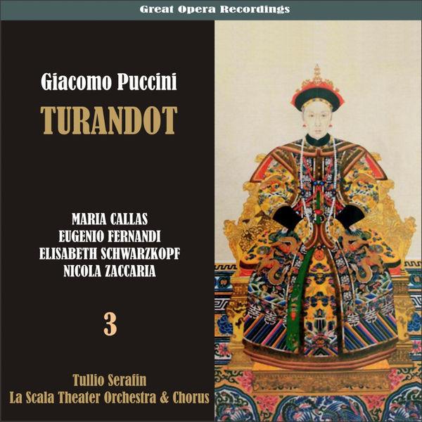 Various Artists - Puccini: Turandot [1957], Vol. 3