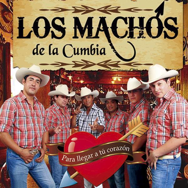 Los Machos de La Cumbia - Para Llegar a Tu Corazón