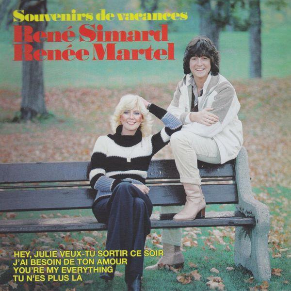 Renée Martel - Souvenirs de vacances