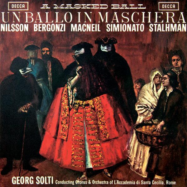 Sir Georg Solti - Verdi: Un ballo in maschera