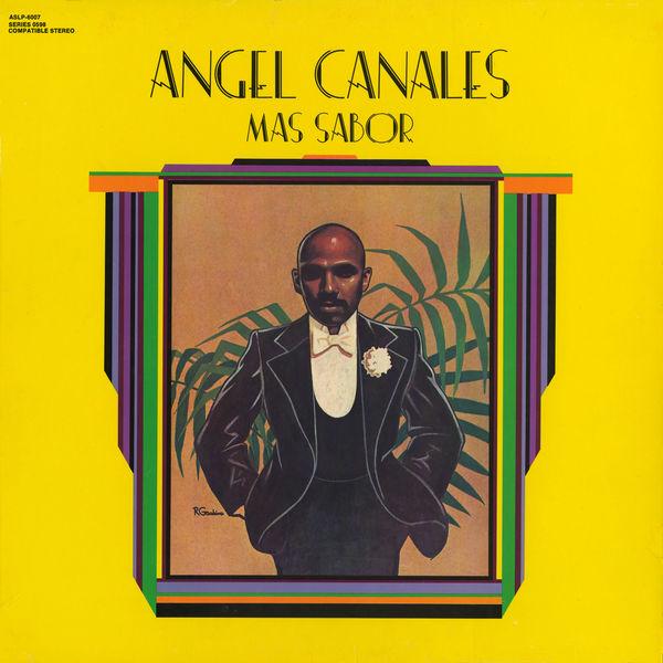 Angel Canales - Más Sabor
