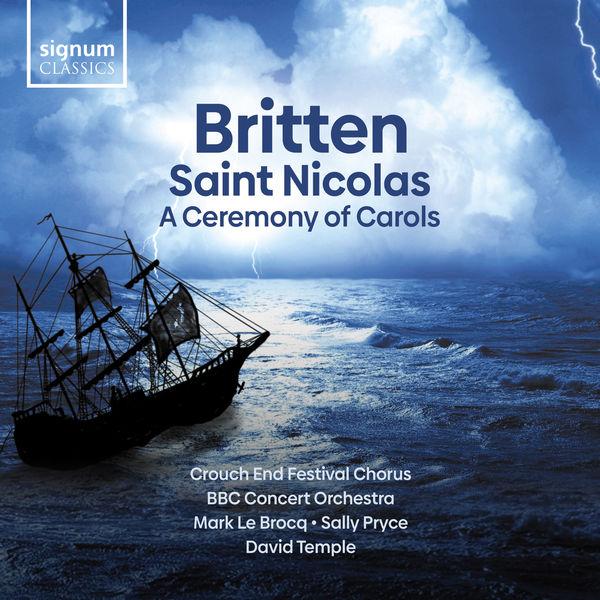 Mark Le Brocq - Saint Nicolas, Op 42: The Death of Nicolas