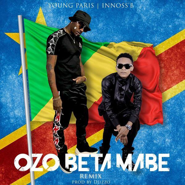 Innoss'B - Ozo Beta Mabe (feat. Young Paris) [Remix]