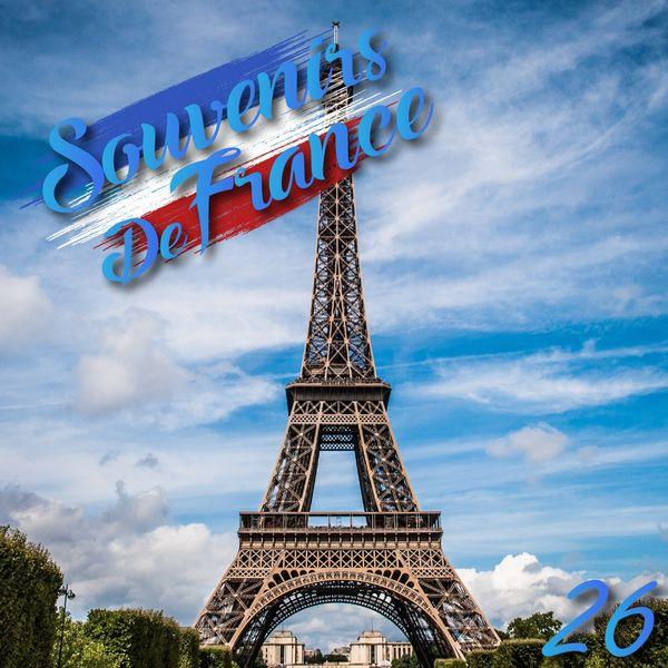 Various Artists - Souvenirs De France, Vol. 26