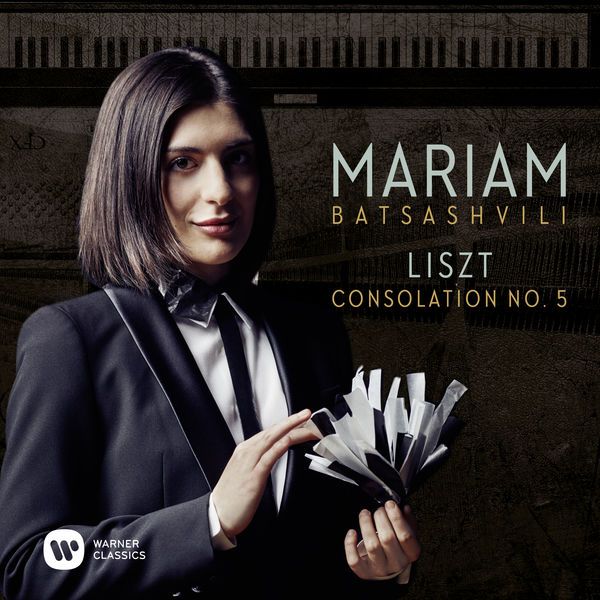 Mariam Batsashvili - Liszt: 6 Consolations, S. 172: V. Andantino