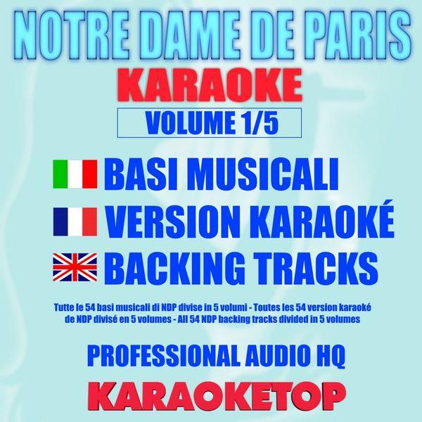 Karaoketop - Notre Dame de Paris, Vol. 1/5