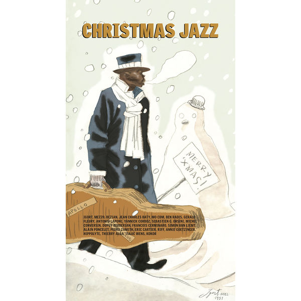 Various Artists - BD Music Presents Christmas Jazz