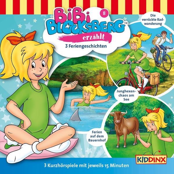 Bibi Blocksberg - Kurzhörspiel - Bibi erzählt: Feriengeschichten