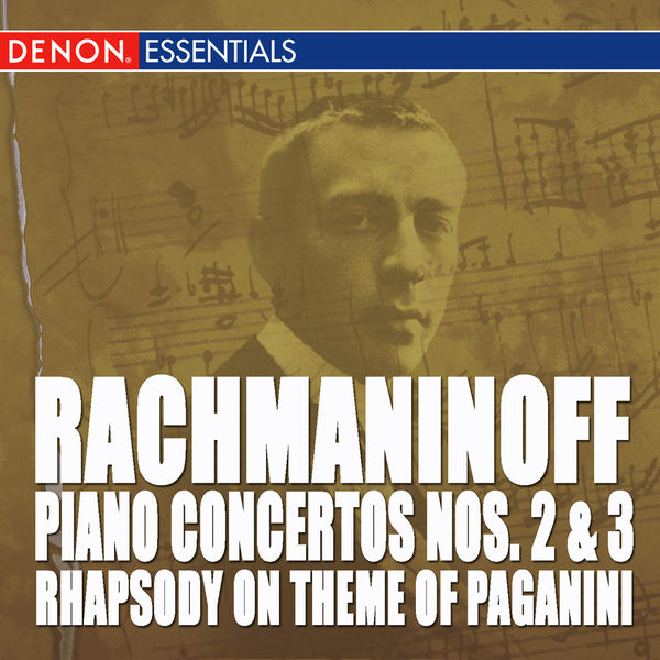 Various Artists - Rachmaninoff: Piano Concerto Nos. 2 & 3 - Rhapsody on Theme of Paganini
