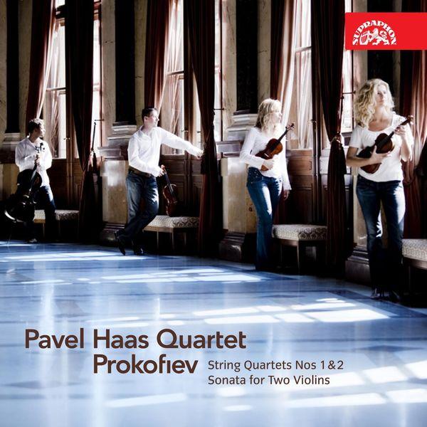 Pavel Haas Quartet - Prokofiev: String Quartets Nos 1 & 2, Sonata for Two Violins