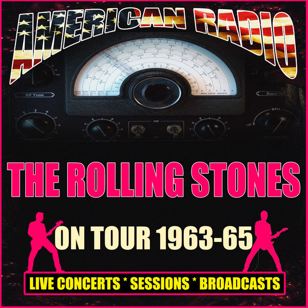 The Rolling Stones - On Tour 1963-65