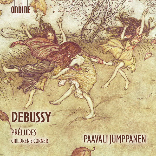 Paavali Jumppanen - Debussy: Préludes & Children's Corner