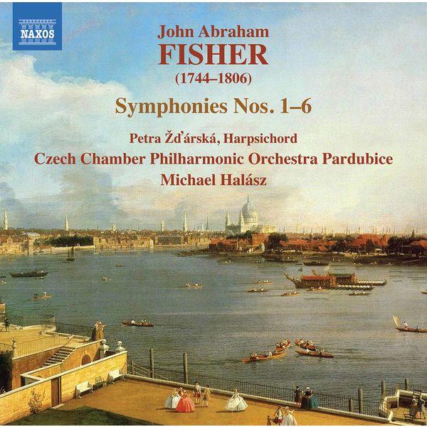 Czech Chamber Philharmonic Orchestra Pardubice - Fisher: Symphonies Nos. 1-6