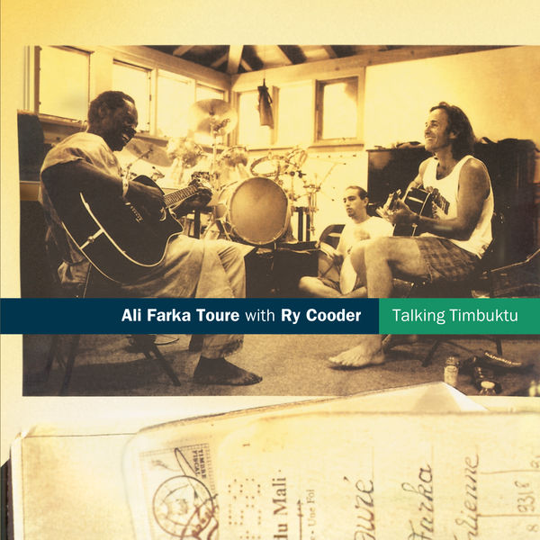 Ali Farka Touré - Talking Timbuktu (with Ry Cooder)