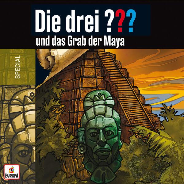 Die Drei ??? - und das Grab der Maya