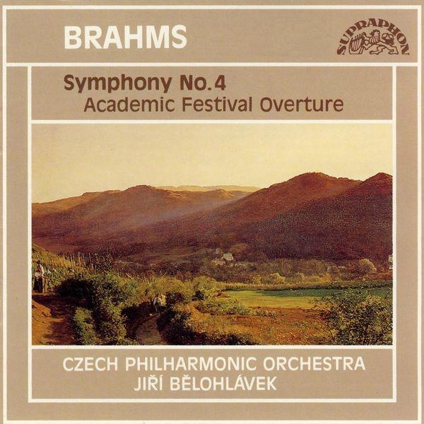 Jiří Bělohlávek, Czech Philharmonic - Brahms: Symphony No. 4, Academic Festival Overture