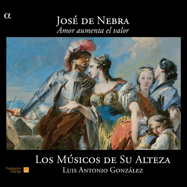 Luis Antonio González|José de Nebra: Amor aumenta el valor