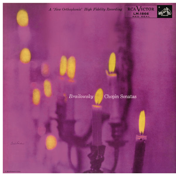 Alexander Brailowsky - Chopin: Piano Sonatas No. 2 & 3 (Remastered)