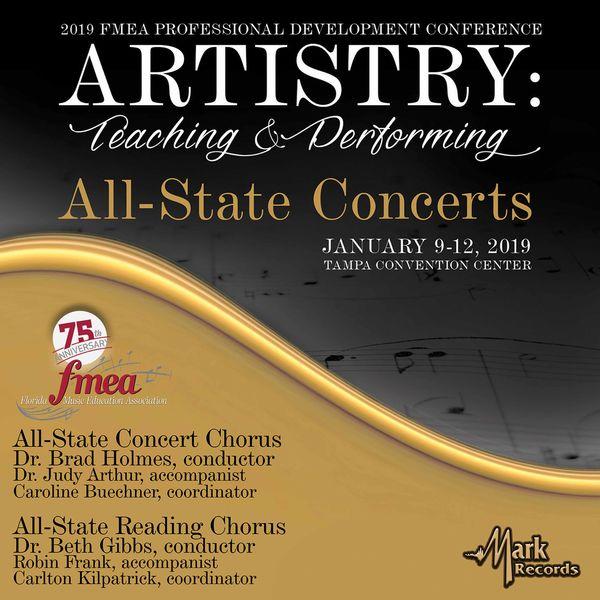 Francis Scott Key - 2019 Florida Music Education Association: High School Concert Chorus & All-State Reading Chorus (Live)