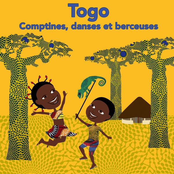 Amen Viana - Togo: Comptines, danses et berceuses