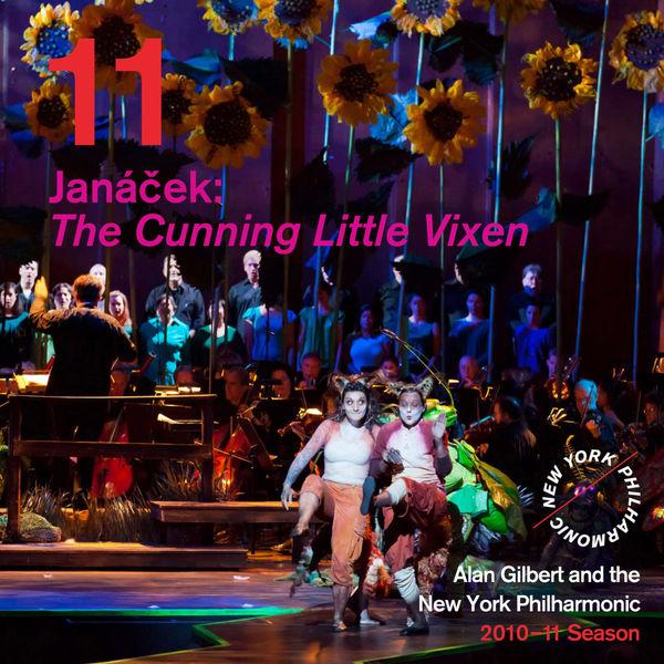 "New York Philharmonic - Release 11: Janaček's ""The Cunning Little Vixen"""