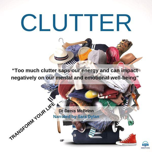 Dr Denis McBrinn - Clutter (feat. Sara Dylan)
