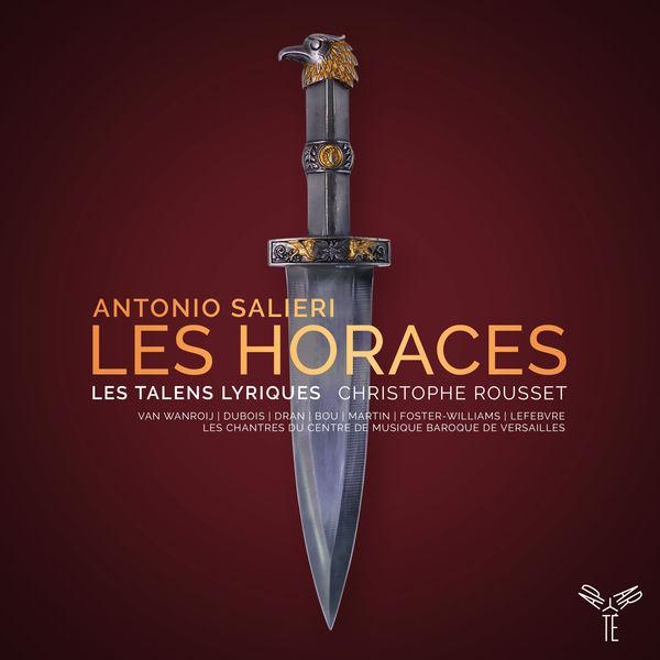 Christophe Rousset - Antonio Salieri : Les Horaces