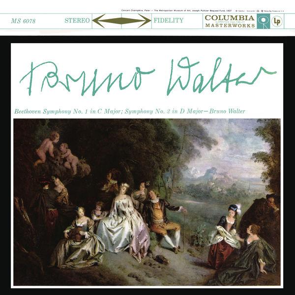Bruno Walter - Beethoven: Symphonies Nos. 1 & 2 (Remastered)