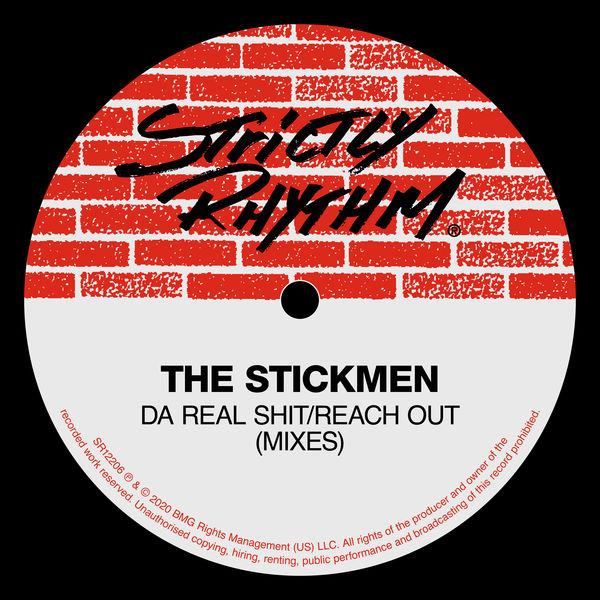 The Stickmen - Da Real Shit/Reach Out (Mixes)