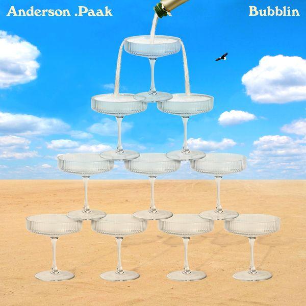 Anderson .Paak|Bubblin