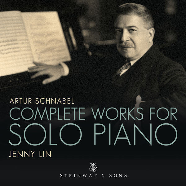 Jenny Lin - Schnabel: Complete Works for Solo Piano