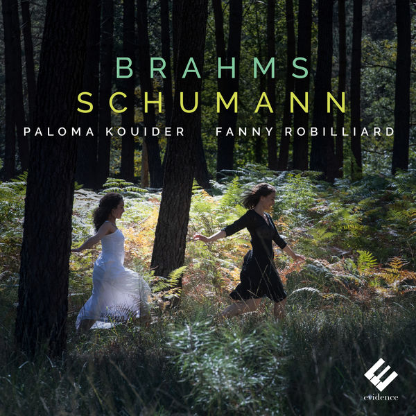 Fanny Robilliard - Brahms, Schumann