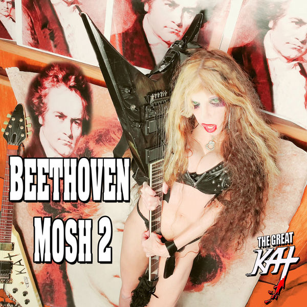 The Great Kat - Beethoven Mosh 2