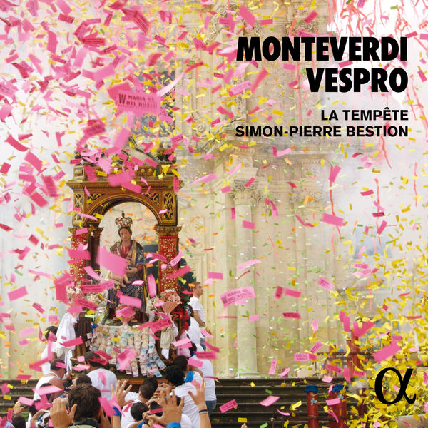 La tempête - Monteverdi: Vespro