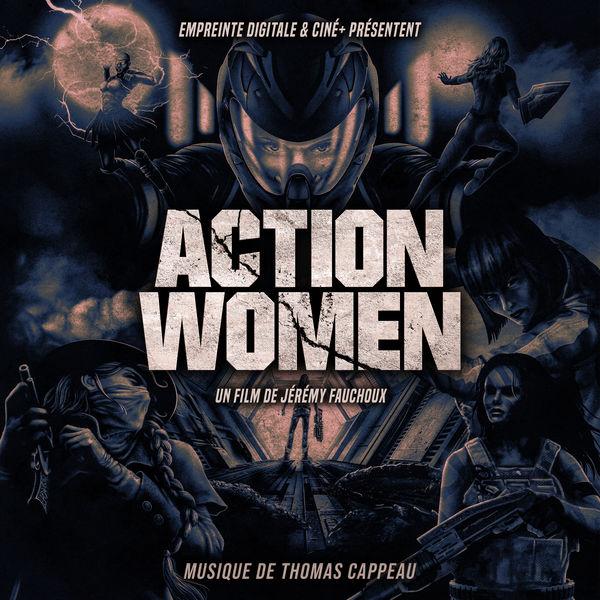 Thomas Cappeau - Action Women (Bande originale du film)