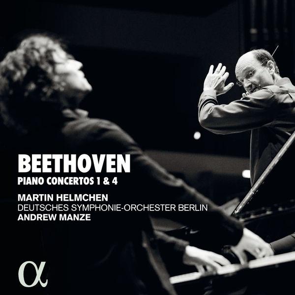 Martin Helmchen - Beethoven: Pianos concertos 1 & 4