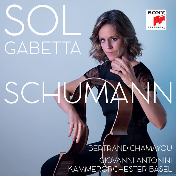 Sol Gabetta - Cello Concerto in A Minor, Op. 129/III. Sehr lebhaft