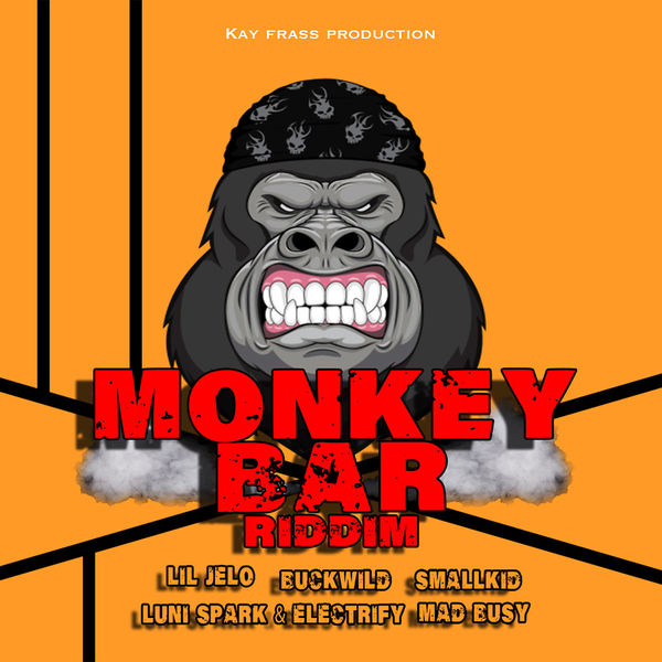 Various Artists Monkey Bar Riddim