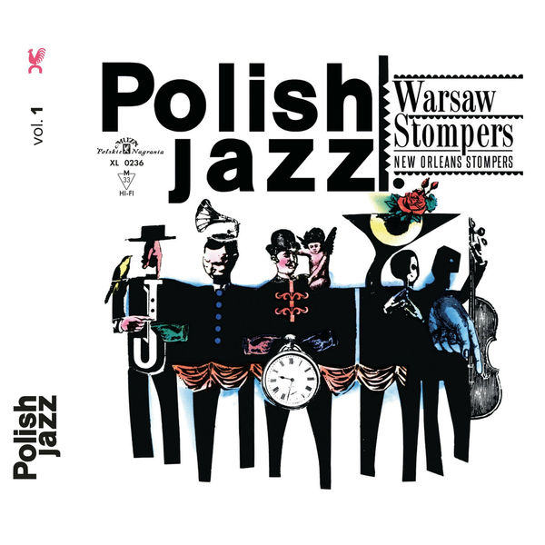 New Orleans Stompers (Polish Jazz vol  1)   Warsaw Stompers