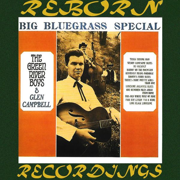 Glen Campbell - Big Bluegrass Special (HD Remastered)