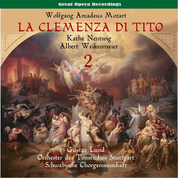 Orchester des Tonstudios Stuttgart - Mozart: La clemenza di Tito (The Clemency of Titus), Vol. 2
