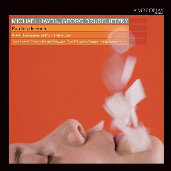 Arsys Bourgogne - Haydn & Druschetzky: Paroles de vents