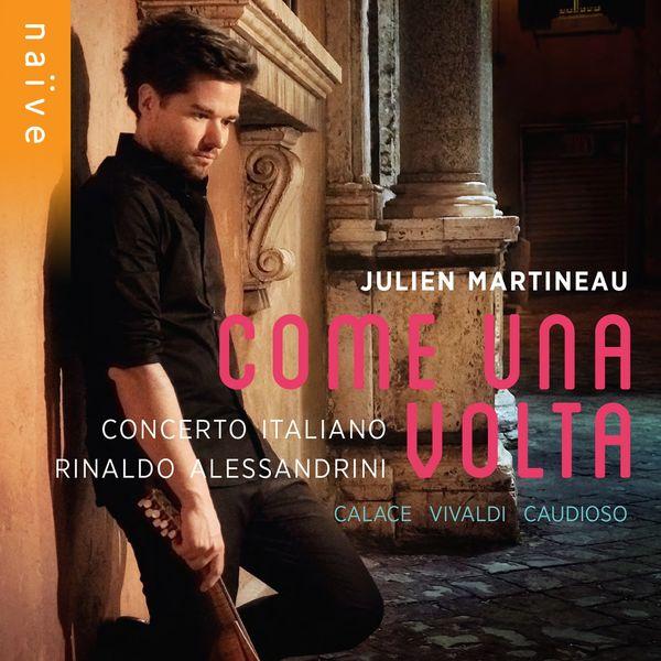 Julien Martineau, Rinaldo Allessandrini, Concerto Italiano - Chamber Concerto in D Major, RV 93: I. Allegro giusto