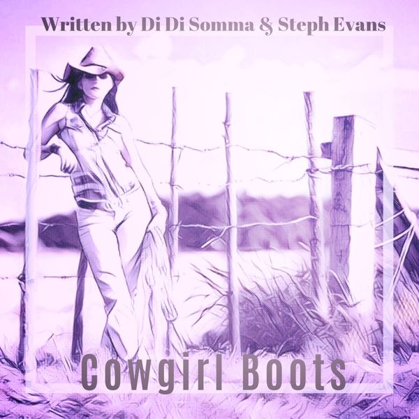 DiDs Music & Steph Evans - Cowgirl Boots