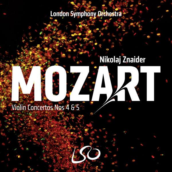 London Symphony Orchestra - Mozart: Violin Concertos Nos. 4 & 5